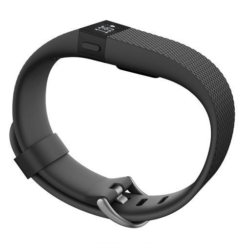 2b885babffd Fitbit Pulseira Charge HR - Large (Preto) - Pulseira Monitor Atividade -  Compra na Fnac.pt