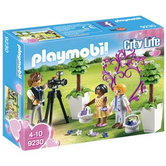 Playmobil City Life 9230 Noivos e Fotógrafo