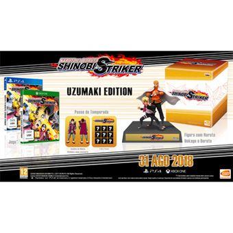 Naruto To Boruto Shinobi Striker: Uzumaki Edition - Xbox One