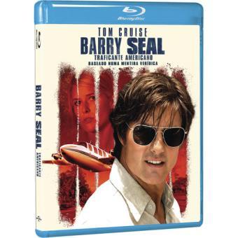 Barry Seal: Traficante Americano (Blu-ray)