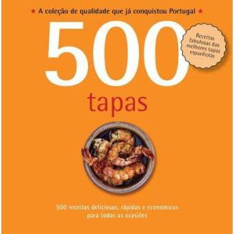 500 Receitas: Tapas