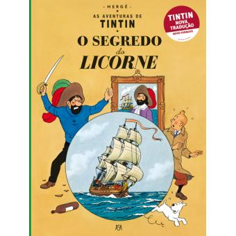 TintinO Segredo do Licorne