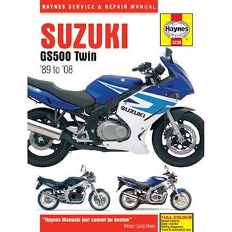 Suzuki gs500 twin