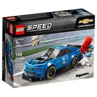 LEGO Speed Champions 75891 Carro de Corrida Chevrolet Camaro ZL1