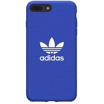 Enjuague bucal estafador Apéndice  Capa Adidas Adicolor Moulded para iPhone 6 | 6S | 7 | 8 - AzulCapa Adidas  Adicolor Moulded para iPhone 6 | 6S | 7 | 8 - Azul - Bolsa Telemóvel -  Compra na Fnac.pt