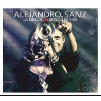 La Musica No Se Toca En Vivo (Deluxe Edition CD+DVD)