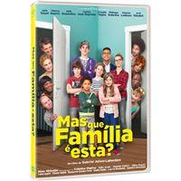 Mas que Família é Esta? - DVD