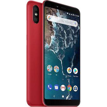 Smartphone Xiaomi Mi A2 - 64GB - Vermelho