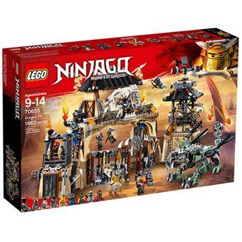 LEGO NINJAGO 70655 Fosso de Dragão