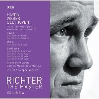 RICHTER THE MASTER VOL.6 (2CD)(IMP)