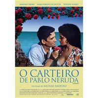 O Carteiro de Pablo Neruda - DVD