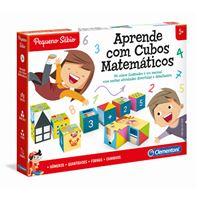 Aprende com Cubos Matemáticos - Clementoni