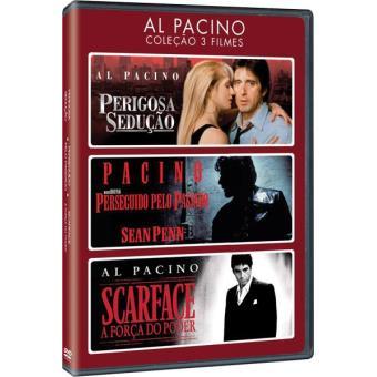 Coleção 3 Filmes - Al Pacino