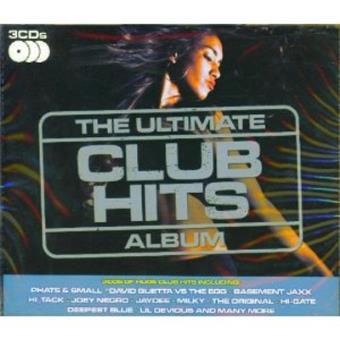 The Ultimate Club Hits Album (3CD)