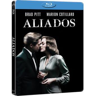 Aliados (Blu-ray) - Caixa Metálica