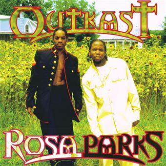 Rosa Parks - LP 12''