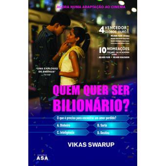 Quem quer ser Bilionário?