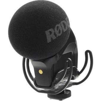 Microfone Rode Stereo VideoMic Pro Rycote