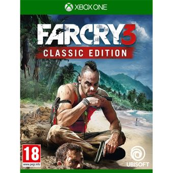 Far Cry 3 Classic Edition - Xbox Obe