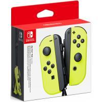 Nintendo Switch Conjunto Comandos Joy-Con Amarelos (Esquerdo+Direito)