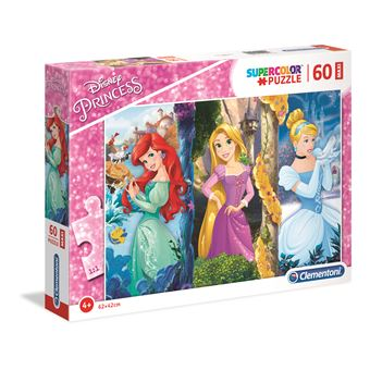 Puzzle 60 Maxi Princess