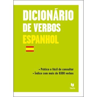Dicionário de Verbos - Espanhol