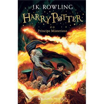 Harry Potter e o Princípe Misterioso