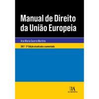 Manual de Direito da União Europeia - Após o Tratado de Lisboa