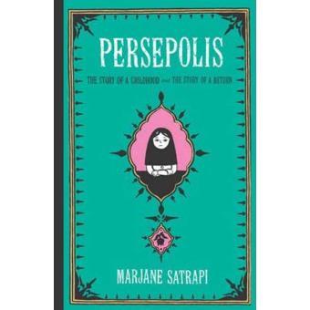 Persepolis Vol.1 e 2