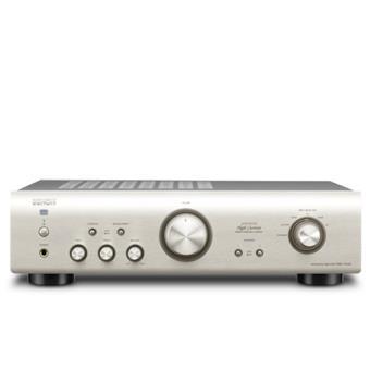 Denon PMA-720AE 2.0 Casa Com fios Prateado amplificador de áudio