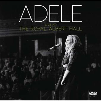 Adele: Live At The Royal Albert Hall 2011 (DVD+CD)