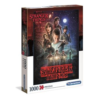 Puzzle Stranger Things V1