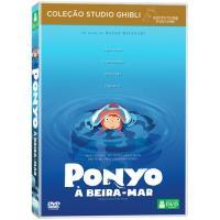 Ponyo à Beira-Mar - DVD