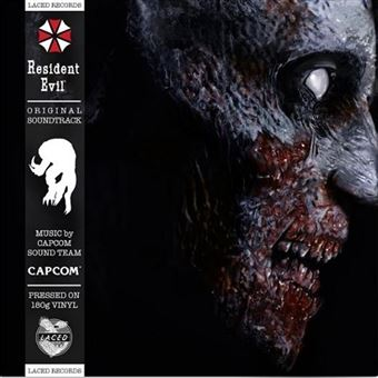 BSO Resident Evil - 2LP 12''