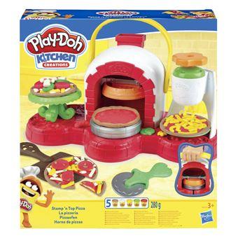 Play-Doh Forno das Pizzas - Hasbro