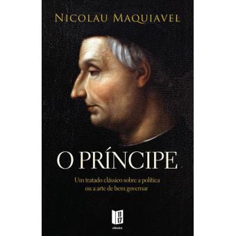 principe maquiavel livro