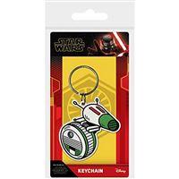Porta-Chaves de Borracha Star Wars The Rise of Skywalker: D-O
