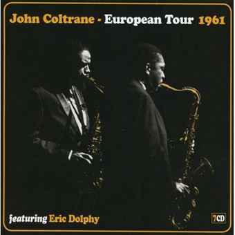 European Tour 1961 - 7CD