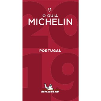 O Guia Michelin - Portugal 2019