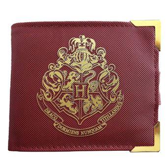 Carteira Harry Potter Hogwarts Premium