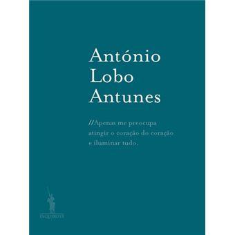Caderno António Lobo Antunes