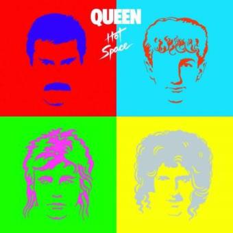 Hot Space (180g) (Limited Edition) (Black Vinyl)
