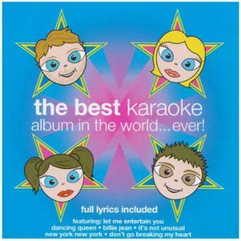 Best Karaoke Album