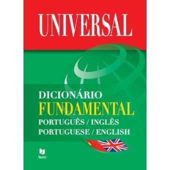 Dicionário Fundamental Português/Inglês