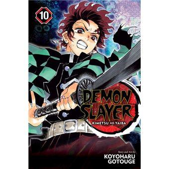 Demon Slayer - Book 10: Kimetsu No Yaiba