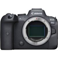 Canon EOS R6 - Corpo