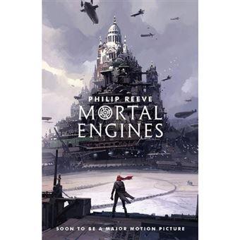Mortal Engines Quartet - Book 1: Mortal Engines