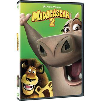 Madagáscar 2 - DVD