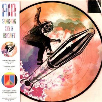 Surfing on a Rocket - LP 12''