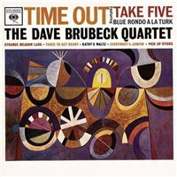Time Out + Brubeck Time - CD
